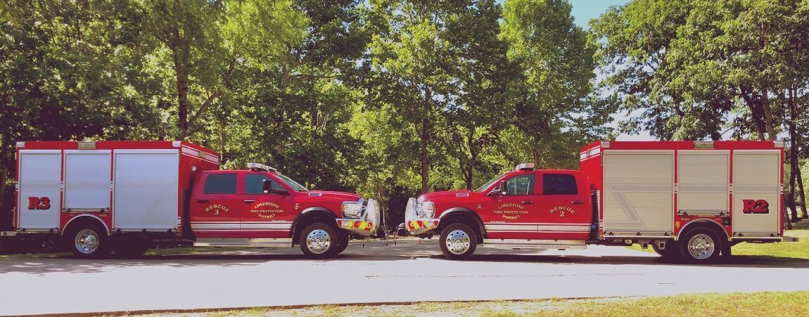 Welcome to Limestone Fire Protection District